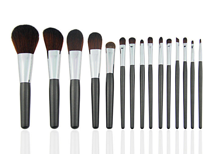302a202ffa32 Beauty Professional Makeup Brush Set   Goat Hair Makeup Brushes For Travel