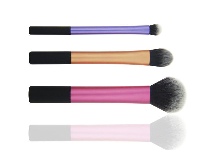 Top Travel Makeup Brush Set / Private Label Makeup Brushes With ...