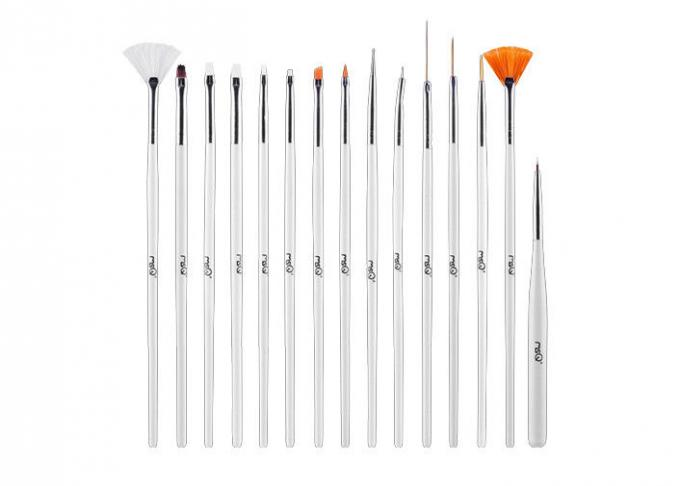 Pro Beauty Cosmetic Brush Makeup t Paint Brushes , Synthetic hair
