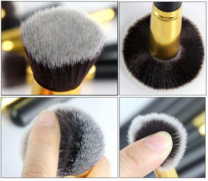 16-18cm Size Professional Makeup Brush Set Beauty Brush Set Print Logo
