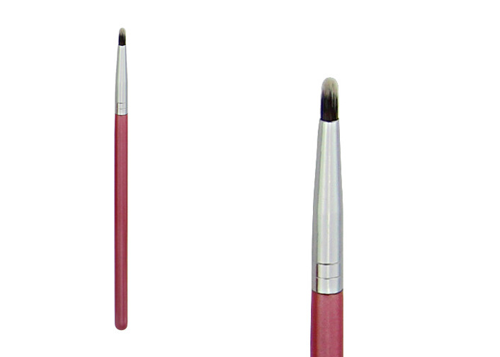 Single Nylon Hair Lip Liner And Lipstick Brush Professional Makeup Brushes