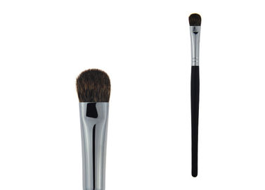 Wood Handle Squirrel Tail Hair Makeup Eyeshadow Blending Brush Used With Eye Shadow
