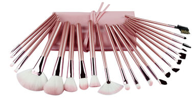 22 Pieces full set Gift foundation makeup brush Pink Nylon Hair