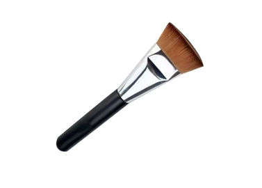 Flat Powder Foundation Brush , Dense Synthetic Hair makeup brush for powder foundation
