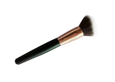 Rose Gold Aluminum Contour Blush Brush / beauty professional makeup brush for blush