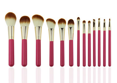 China Professional Cosmetic Makeup Brush Set with Foundation Brush / Eyeshadow Brush factory