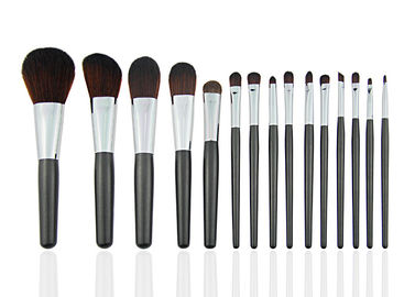 China Beauty Professional Makeup Brush Set / Goat Hair Makeup Brushes For Travel factory