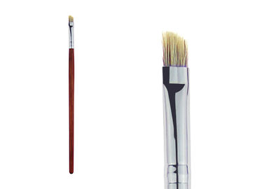 China Squirrel Hair Professional Cosmetic Makeup Brushes For Eyebrow Pencil / Mascara factory