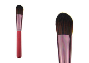 China Large Compact Powder Foundation Brush Nylon Hair Makeup Brushes For Sensitive Skin factory
