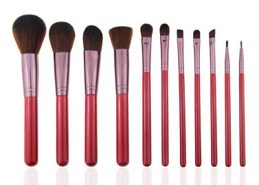China Beauty Professional Makeup Brush Set with Wooden Handle / Concealer Brush factory